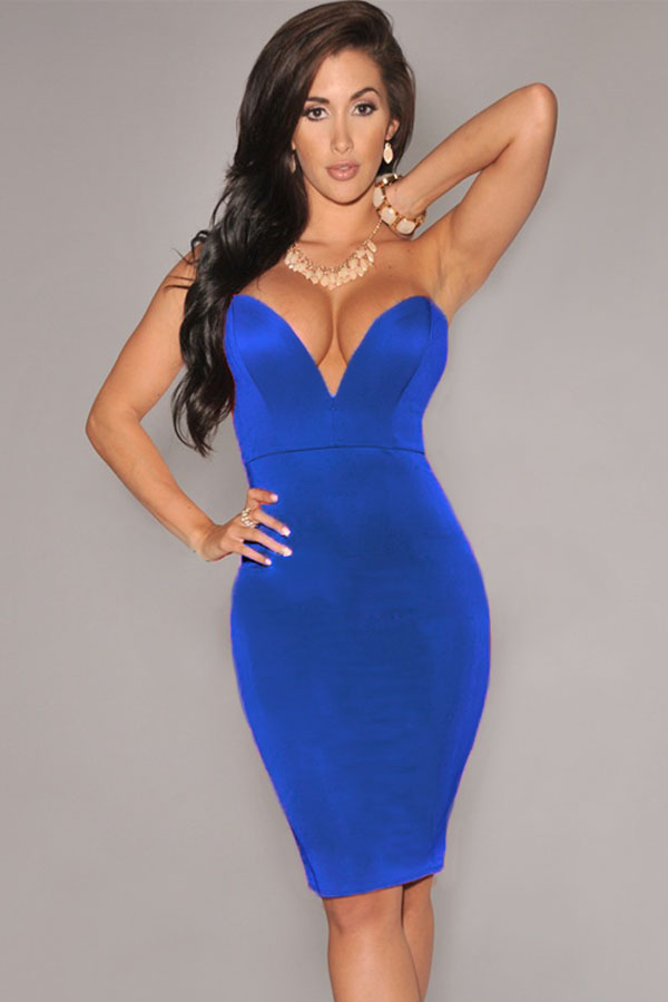 Rochita Sensual Blue
