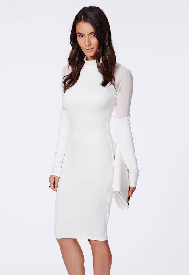 Rochita Vogue White