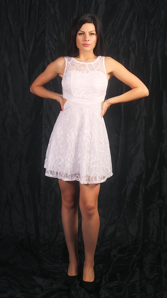 Rochita Angel Lace