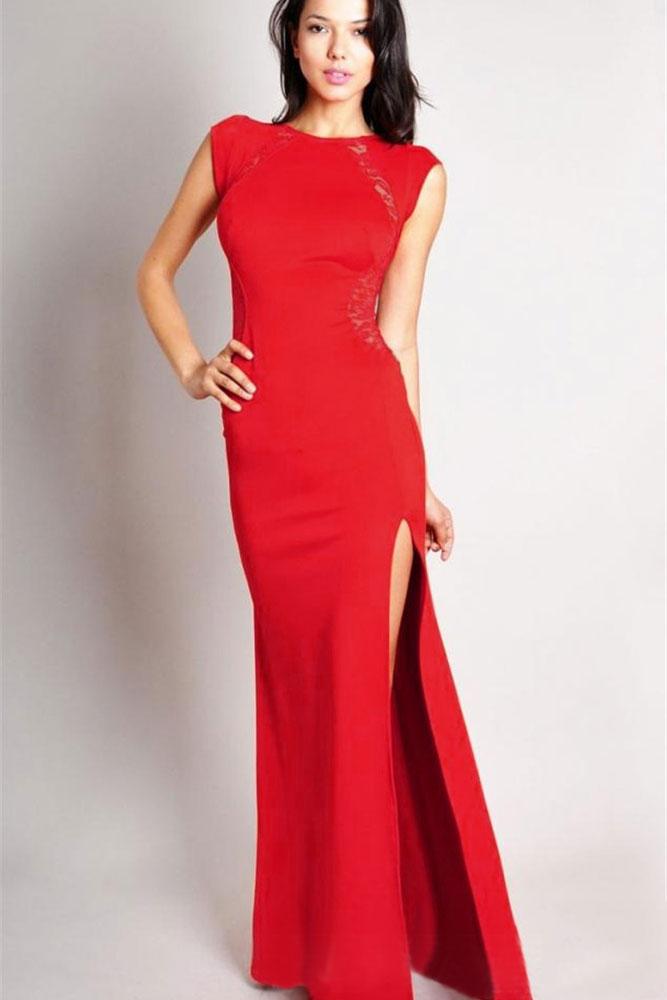 Rochita Lace 2 Red