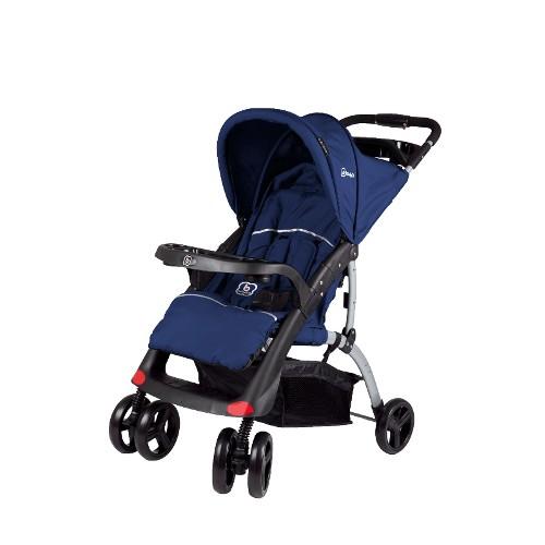 BabyGo - Carucior Multifunctional Shopper Albastru