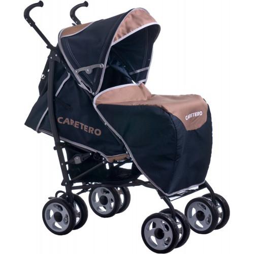 Caretero - Carucior Spacer Deluxe beige