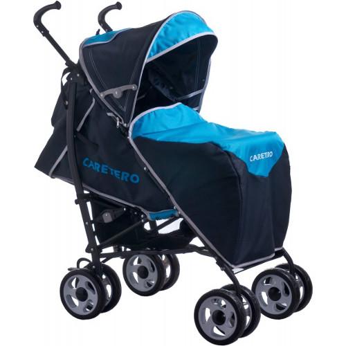 Caretero - Carucior Spacer Deluxe blue