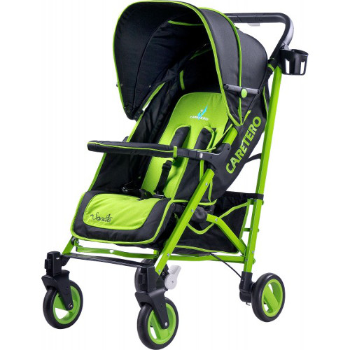 Caretero - Carucior Sport Sonata Green