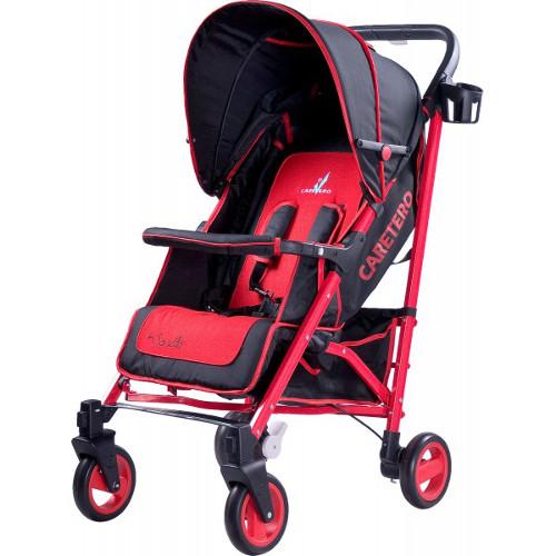 Caretero - Carucior Sport Sonata Red