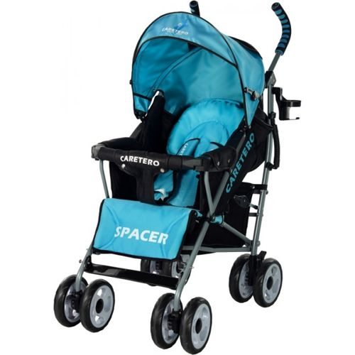 Caretero - Carucior Sport Spacer blue