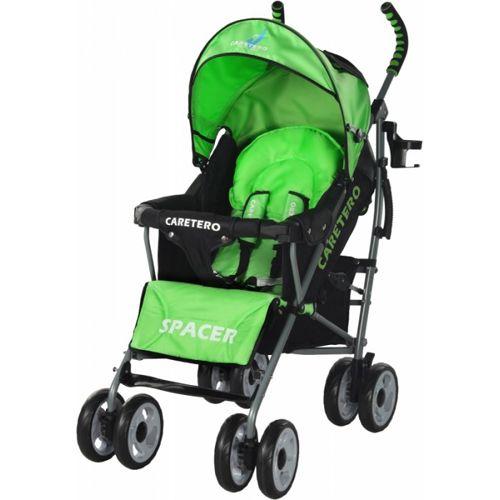 Caretero - Carucior Sport Spacer green