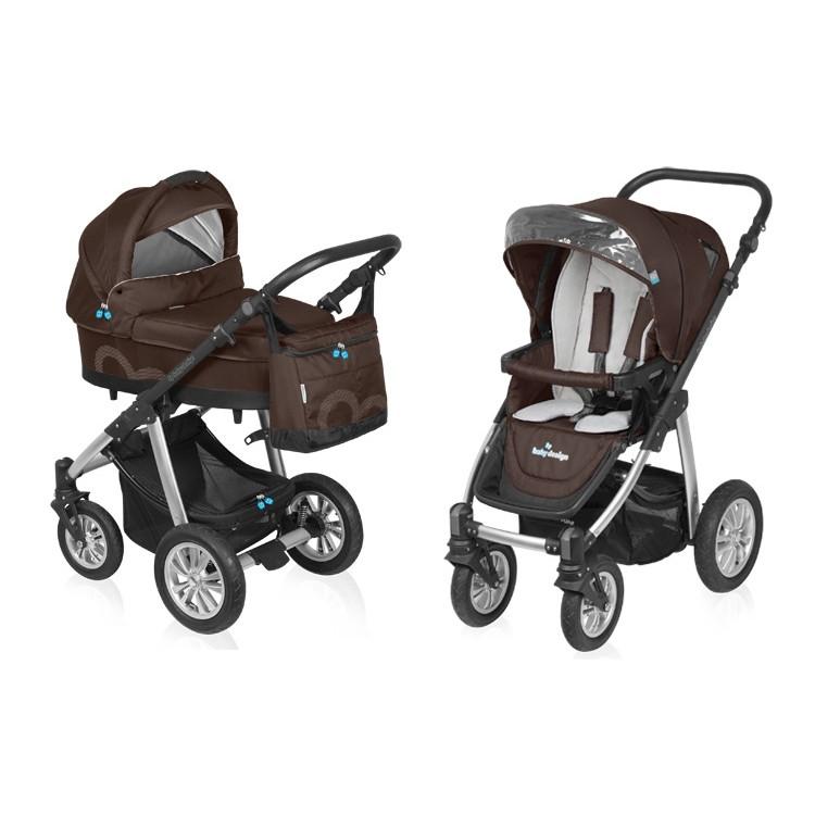 Carucior Baby Design Lupo Comfort 2 in 1