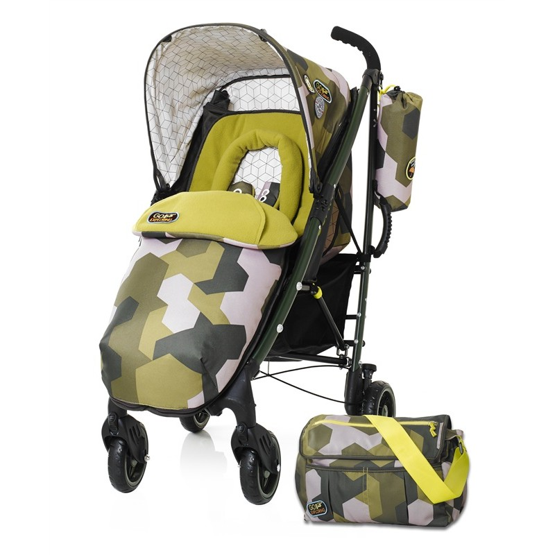 Carucior YO! Limited Edition CAMOSATTO Cosatto