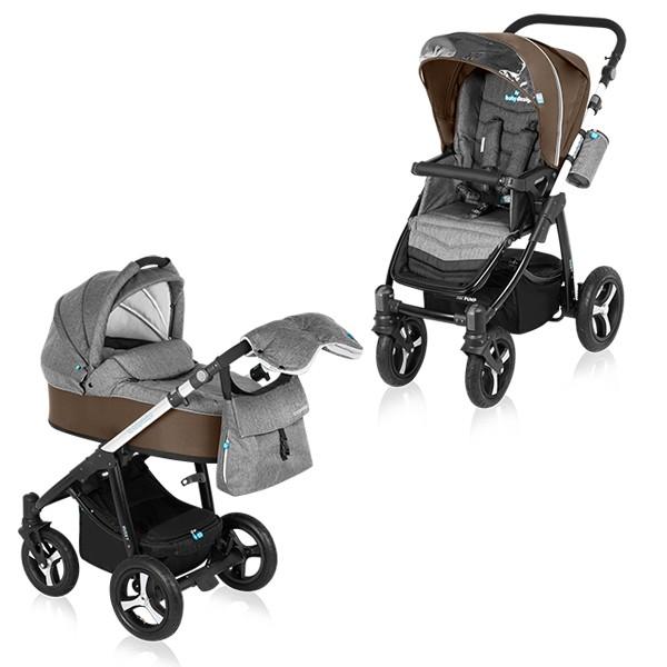 Carucior multifunctional 2 in 1 Baby Design Husky Bej