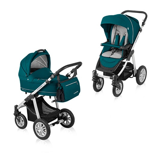 Carucior multifunctional 2 in 1 Baby Design Lupo Comfort Pacific