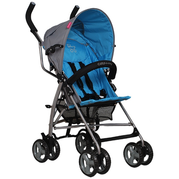 Carucior sport Coto Baby Rythm 2014 Albastru