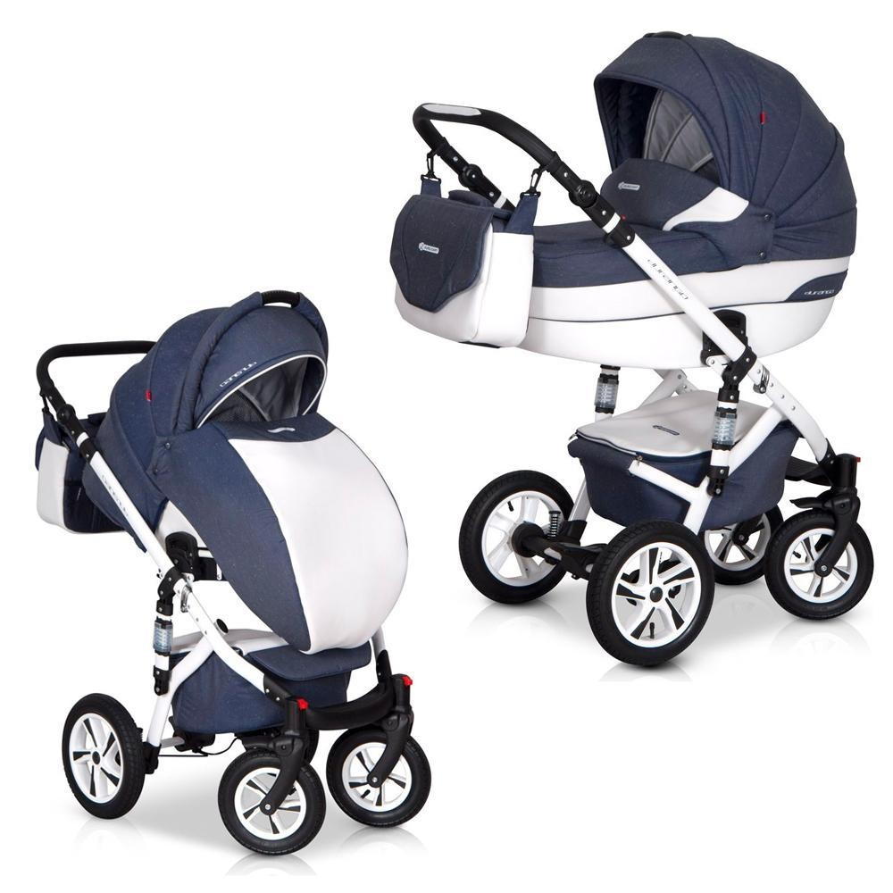 Caruciorul Durango 2 in 1 Euro-Cart Denim