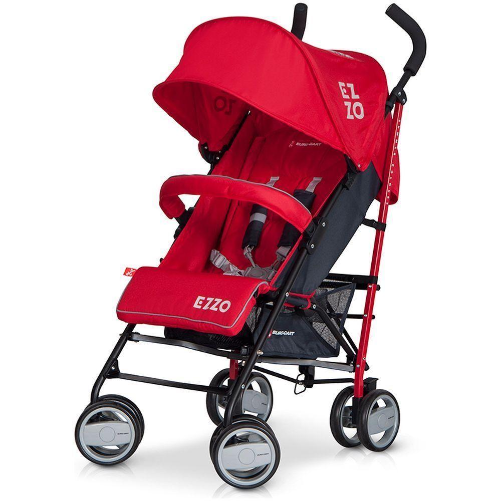 Caruciorul sport Ezzo Euro-Cart Scarlet