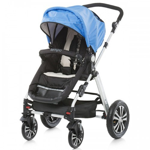 Chipolino - Carucior 2 in 1 Tempo 2015 Blue