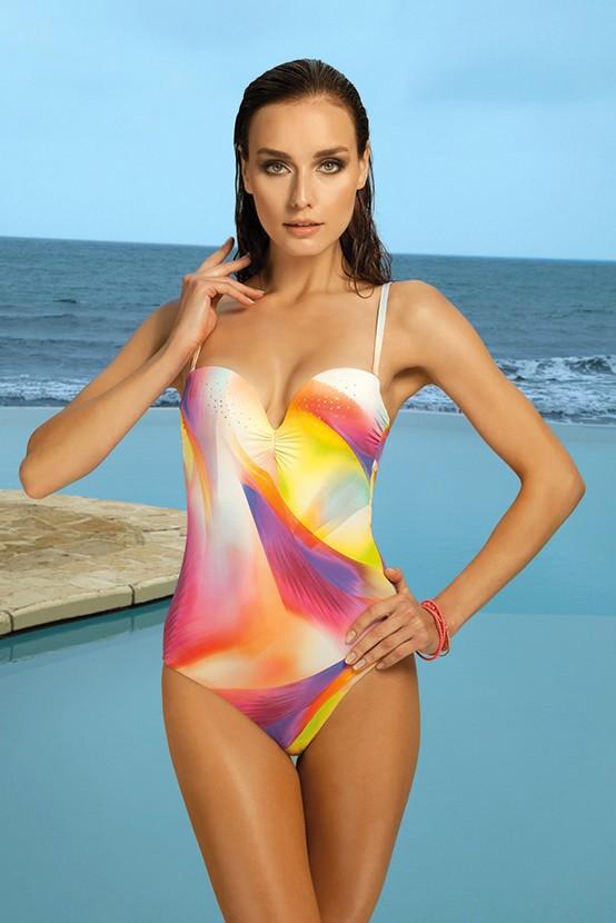 Costum de baie Cyprus 43299 Multicolor
