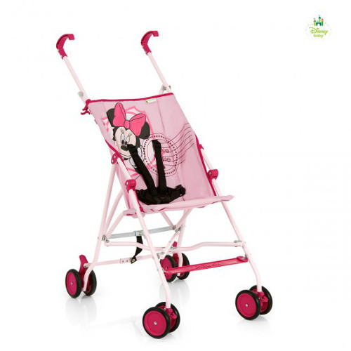 Hauck - Carucior Buggy Go-S Minnie Pink