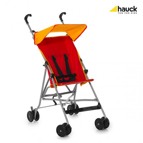 Hauck - Carucior Buggy Go-s Sun Red Safran