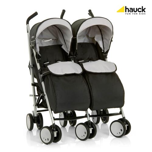 Hauck - Carucior Torro Duo Black