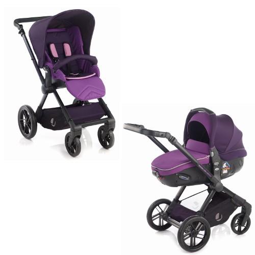 Jane - Carucior Muum Matrix Light Purple