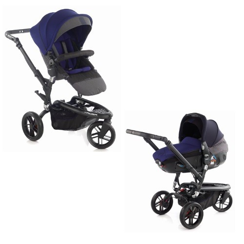 Jane - Carucior Trider Reverse Matrix Light Bleumarin