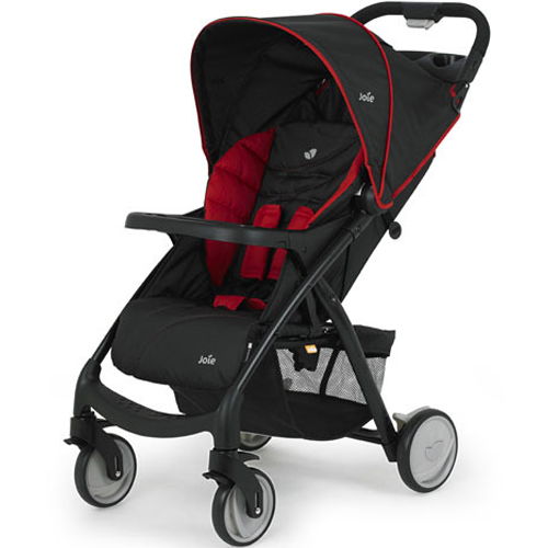 Joie - Carucior Muze Red 2 in 1