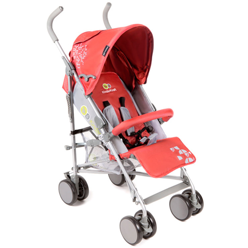Kinderkraft - Carucior Sport Buggy Red