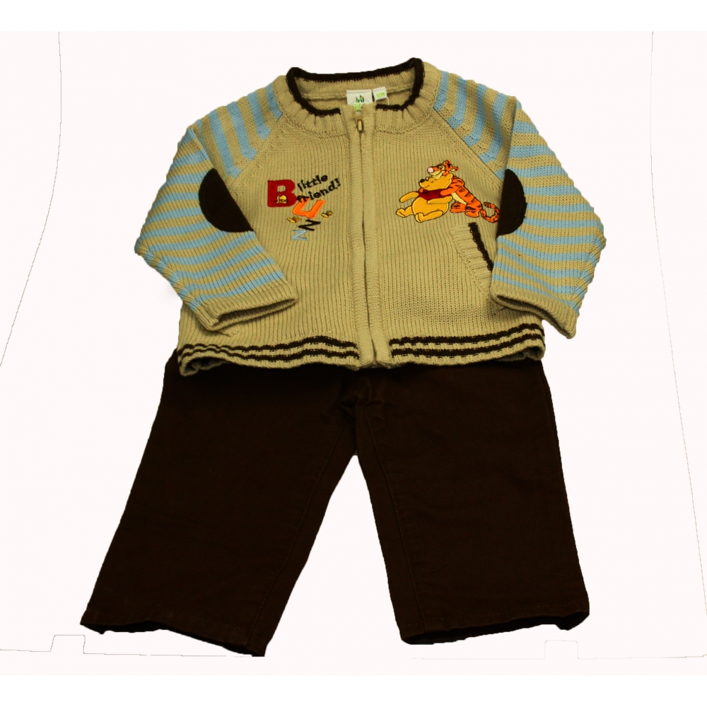 Set pulover si pantaloni lungi