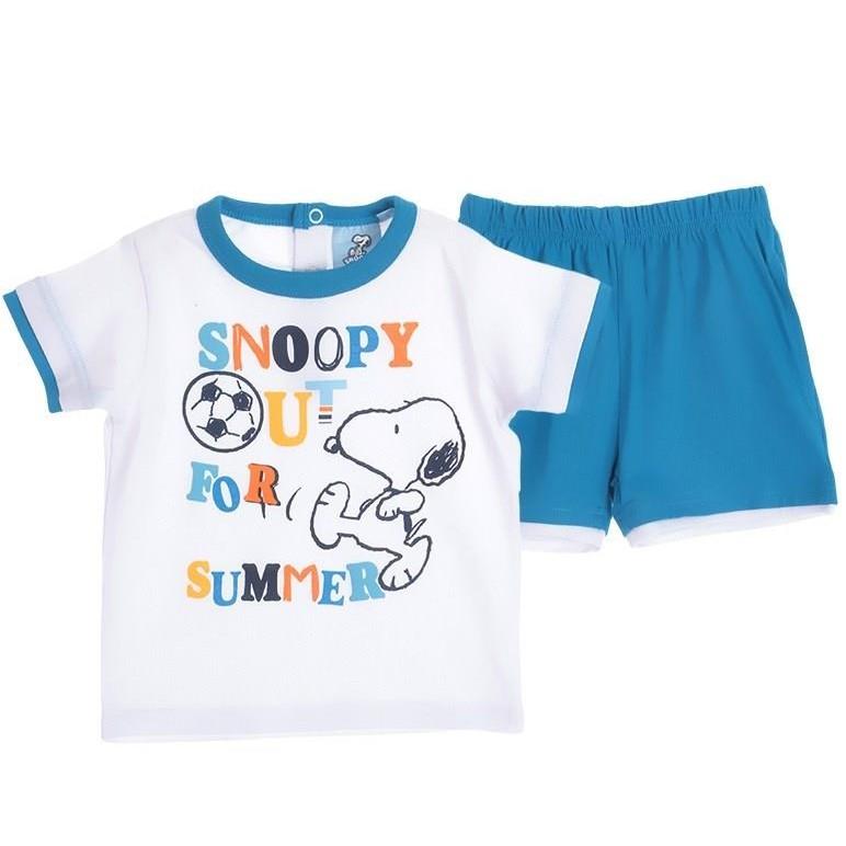"Set 2 piese - ""Snoopy"" Disney 6 luni"