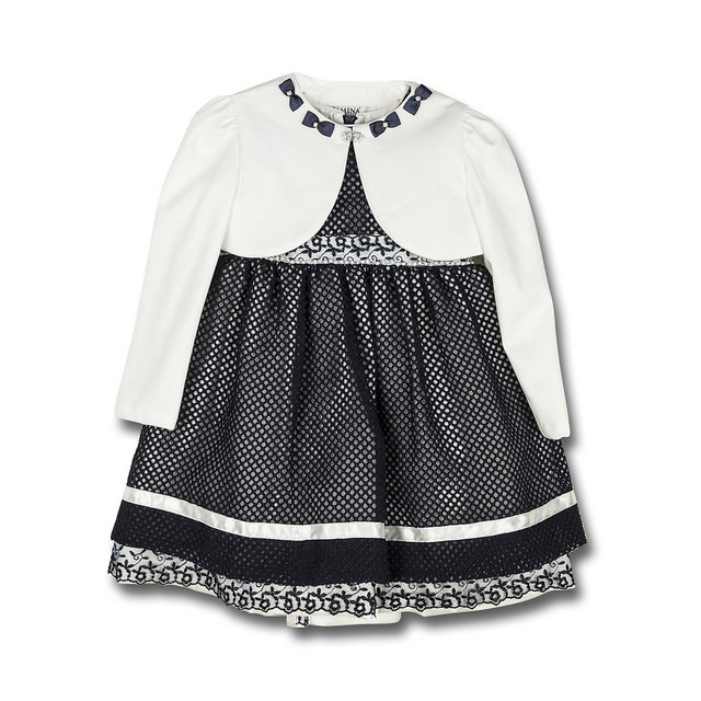 Compleu fete Baby Doll 15037 Navy