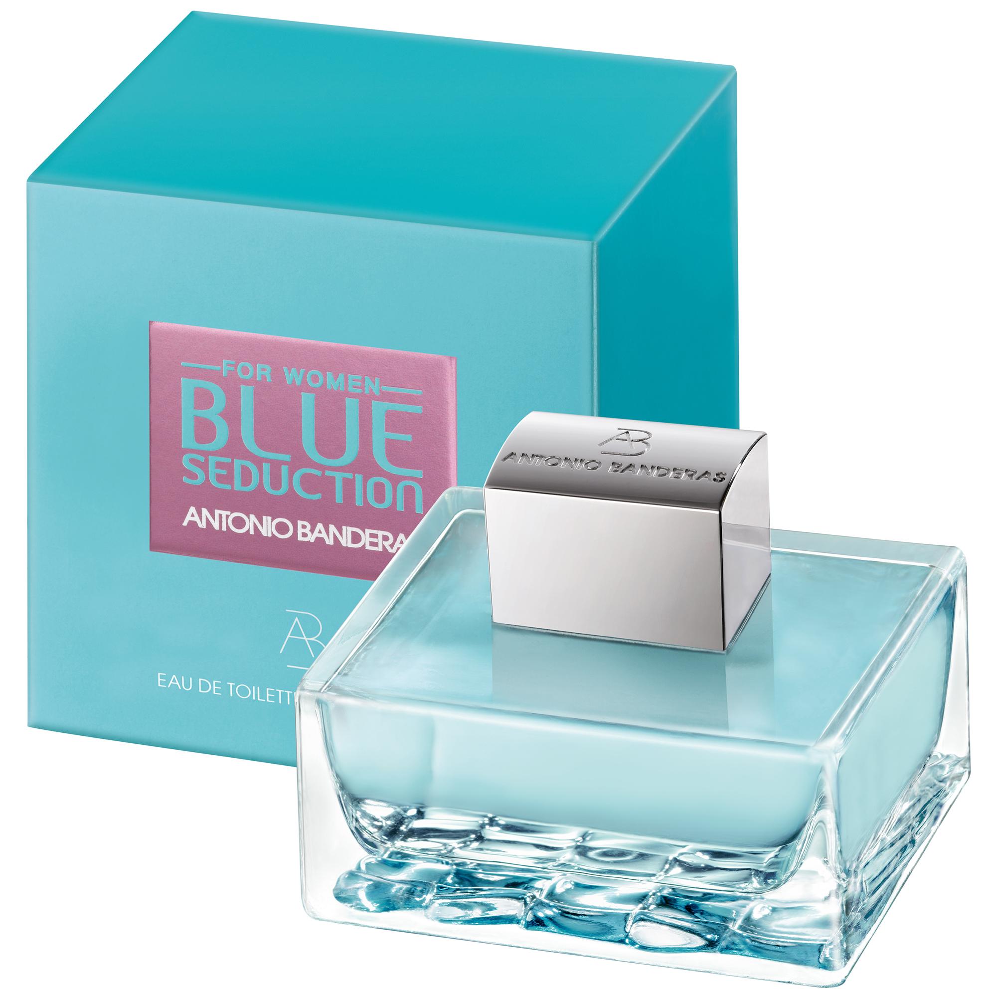 Apa de Toaleta Antonio Banderas Blue Seduction Women