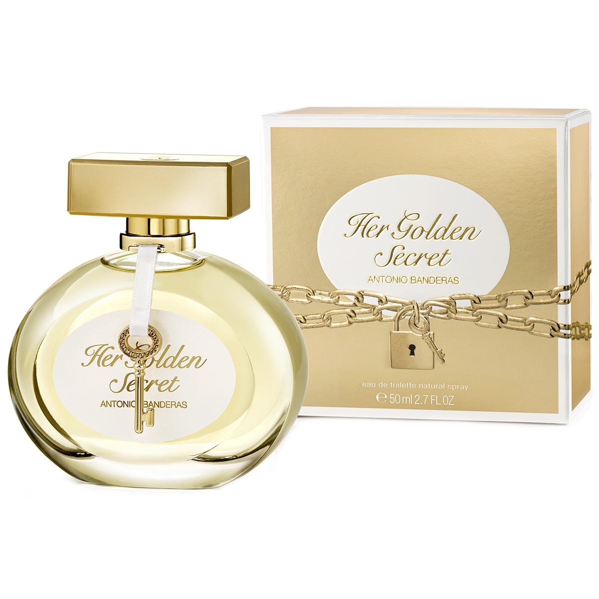 Apa de Toaleta Antonio Banderas Her Golden Secret