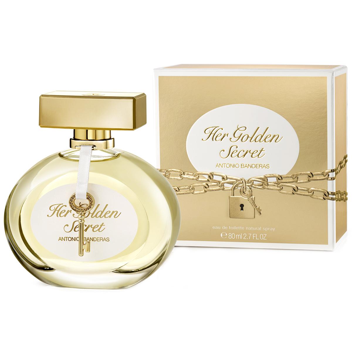 Apa de Toaleta Antonio Banderas Her Golden Secret