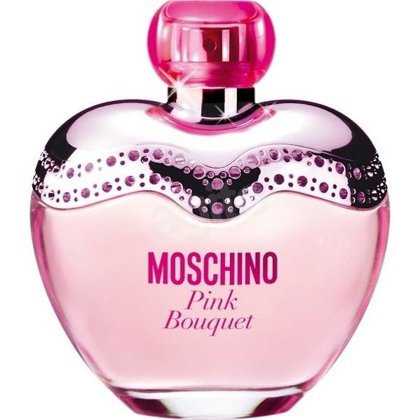 Apa de Toaleta Moschino Pink Bouquet