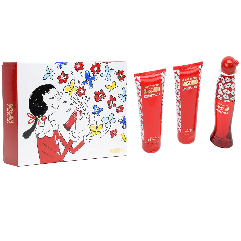Set cadou Moschino Chic Petals