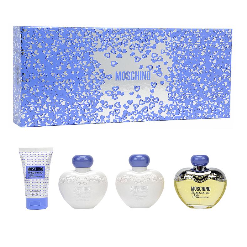 Set cadou Moschino Toujours Glamour