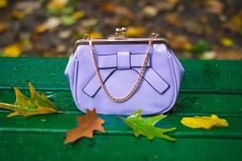 Geanta L'Arc Purple