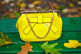 Geanta L'Arc Yellow