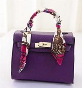 Geanta Petit Florencia Purple