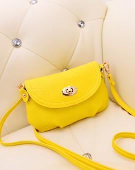 Geanta San Jose Yellow