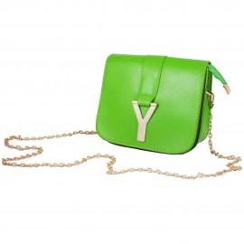 Geanta Yvy Green