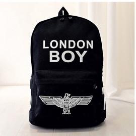 Rucsac London Boy Black