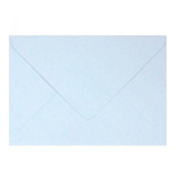 Plic colorat invitatie / felicitare bleu 130 mm x 130 mm