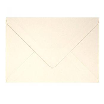 Plic colorat invitatie / felicitare ivoire 162 x 229 mm