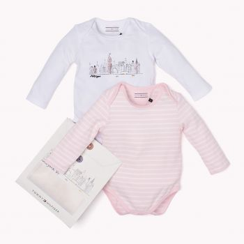 Set cadou body Tommy Hilfiger NY Baby Giftpack