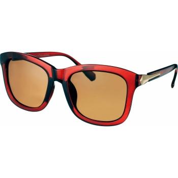 Ochelari de Soare Daniel Klein de Dama Oversized Rosii Polarizati 3680161104568