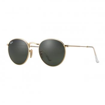 Ochelari de soare de dama RayBan-RB3447-001-47 Rotunzi