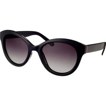Ochelari de Soare Daniel Klein de Dama Ochi de Pisica Oversized Negri Polarizati 2680161106012
