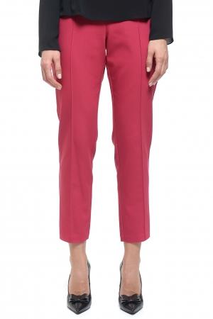 Pantaloni office de dama ADL cu fermoar lateral