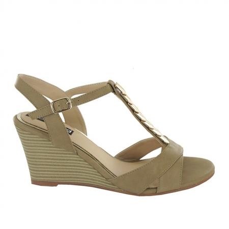 Sandale cu platforma de dama PACOMENA...